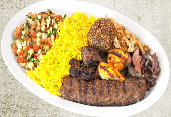 Jamrah Lunch Special